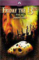 Poster:FRIDAY THE 13TH PART VI - JASON LIVES